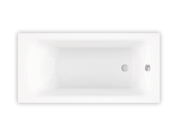 Bainultra Meridian® collection freestanding alcove air jet bathtub for your master bathroom