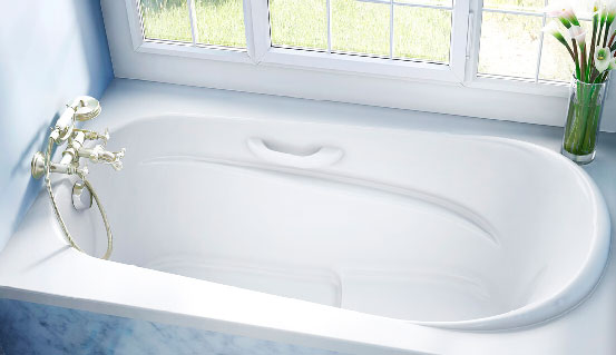 All our bathtubs are designed with optimal reflective ergonomics. Best comfort.